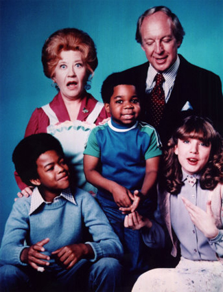 Diff'rent Strokes Cast