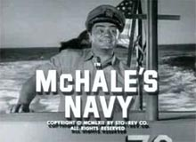 McHale's Navy Title Card