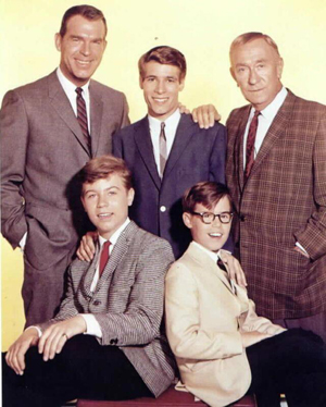 My Three Sons Cast