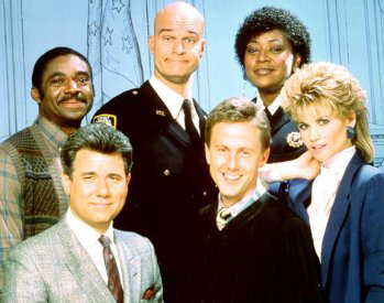 Night Court Cast