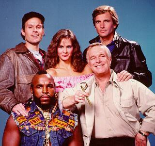 The A-Team Cast