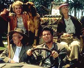 The Beverly Hillbillies Cast
