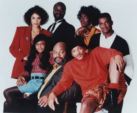 The Fresh Prince Of Bel-Air Cast