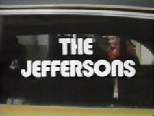 The Jeffersons Title Card
