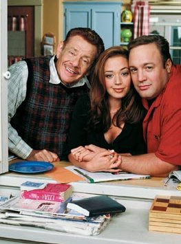 The King Of Queens Cast Photo