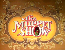 The Muppet Show Title Card