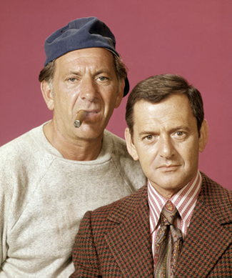 The Odd Couple Cast