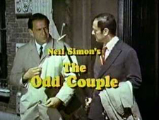 The Odd Couple Title Card